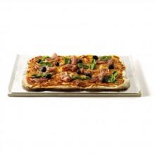 Foto Piastra refrattaria WEBER per pizza per barbecue a gas