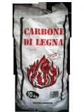 Sacco da 10 kg di carbone Argentino puro