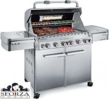 WEBER SUMMIT S 670 GBS - € - BarbecueMania