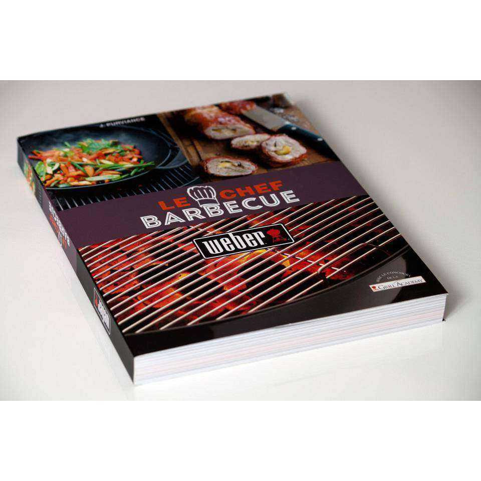 ricettario weber lo chef del barbecue barbecuemania. Black Bedroom Furniture Sets. Home Design Ideas