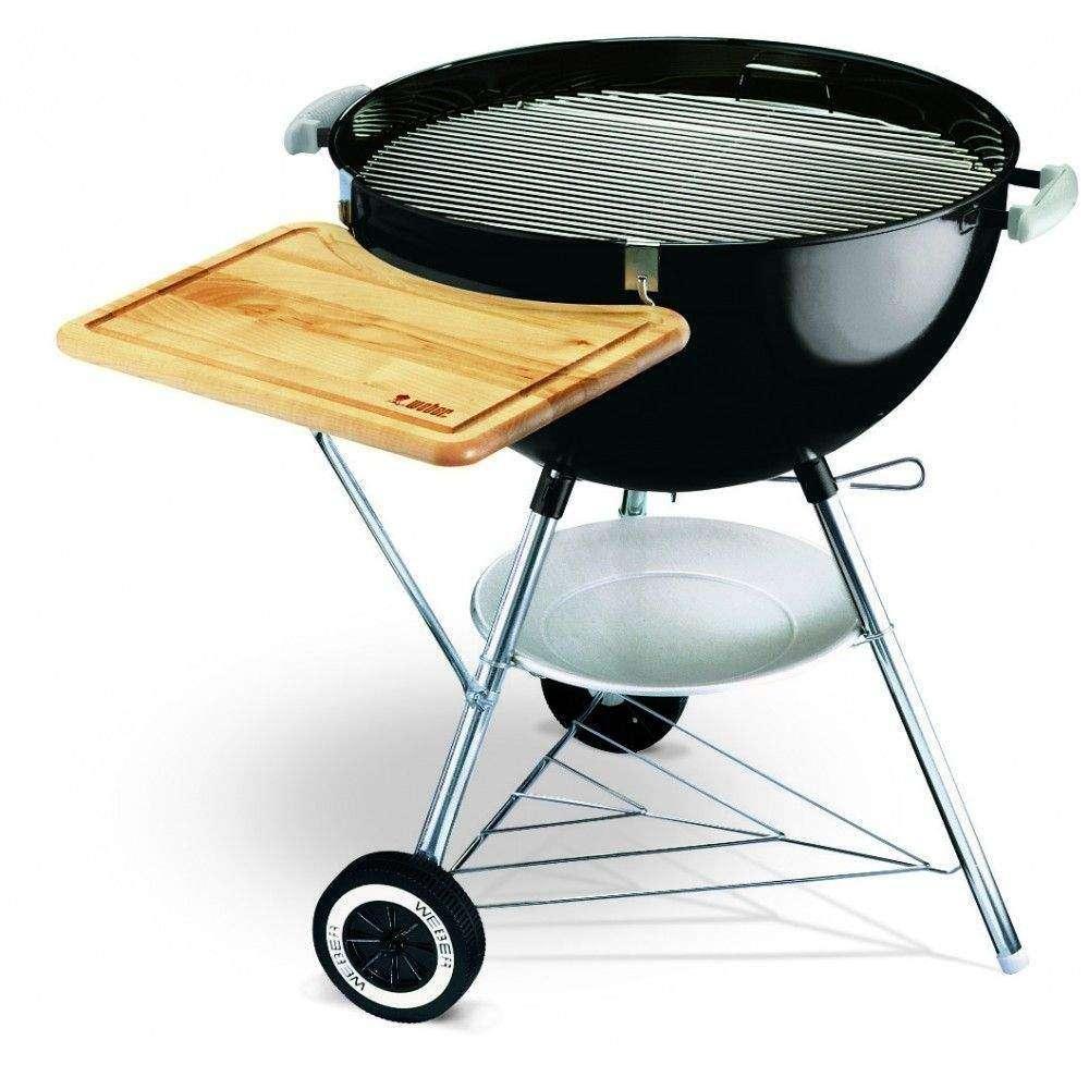 Tagliere In Legno Weber Per Barbecue A Carbone