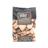Weber Grandi pezzi di legna da affumicatura Hickory Wood Chunks