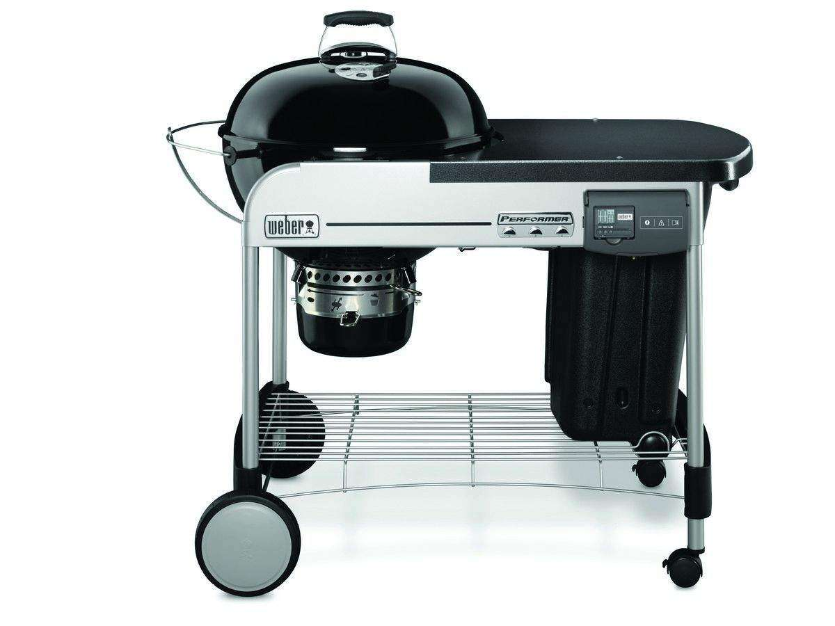 WEBER PERFORMER DELUXE GBS (Con accensione a gas) - 595.99 ...