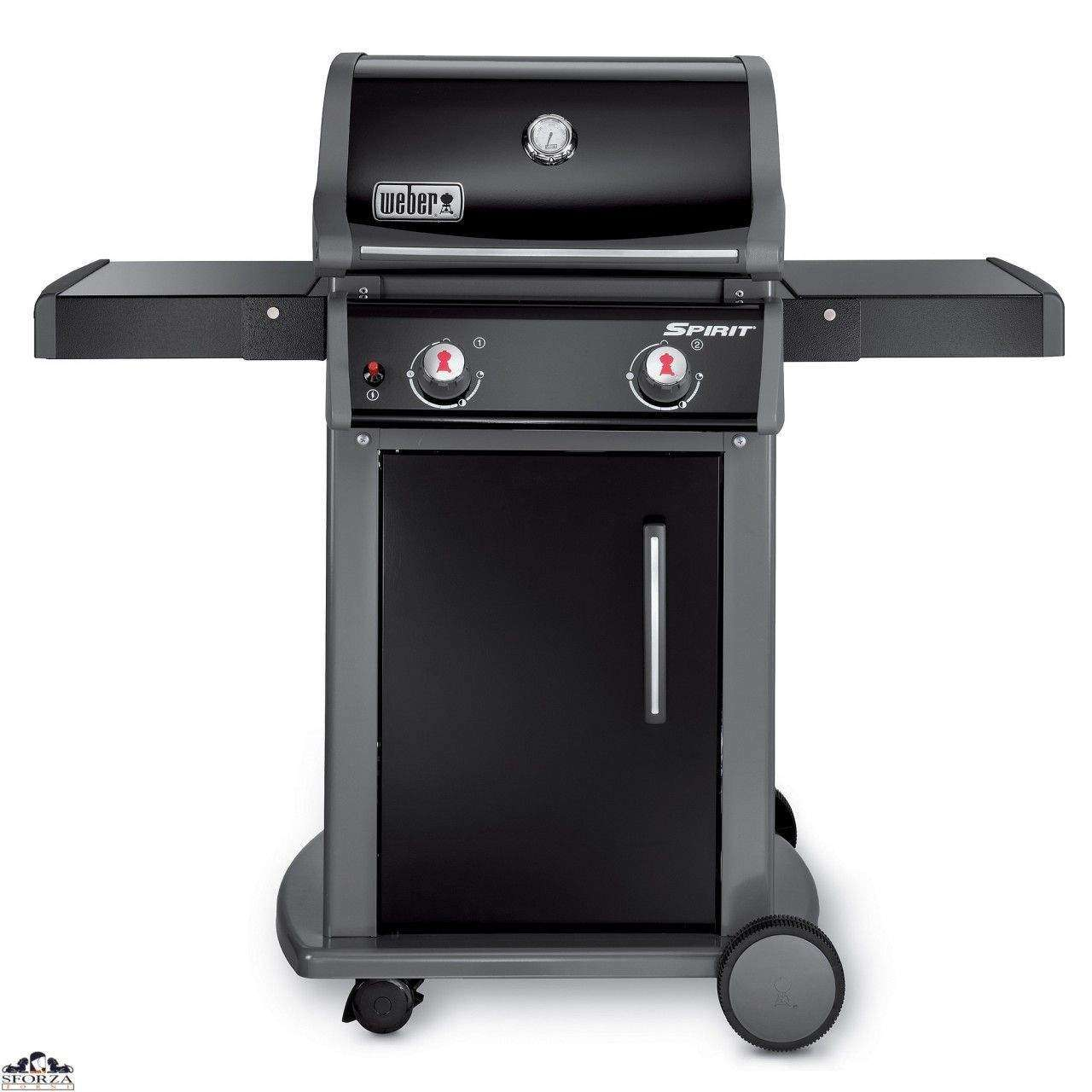 weber spirit original e 210 barbecuemania. Black Bedroom Furniture Sets. Home Design Ideas