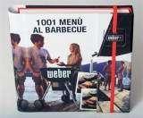 Ricettario Weber 1001 menù al barbecue