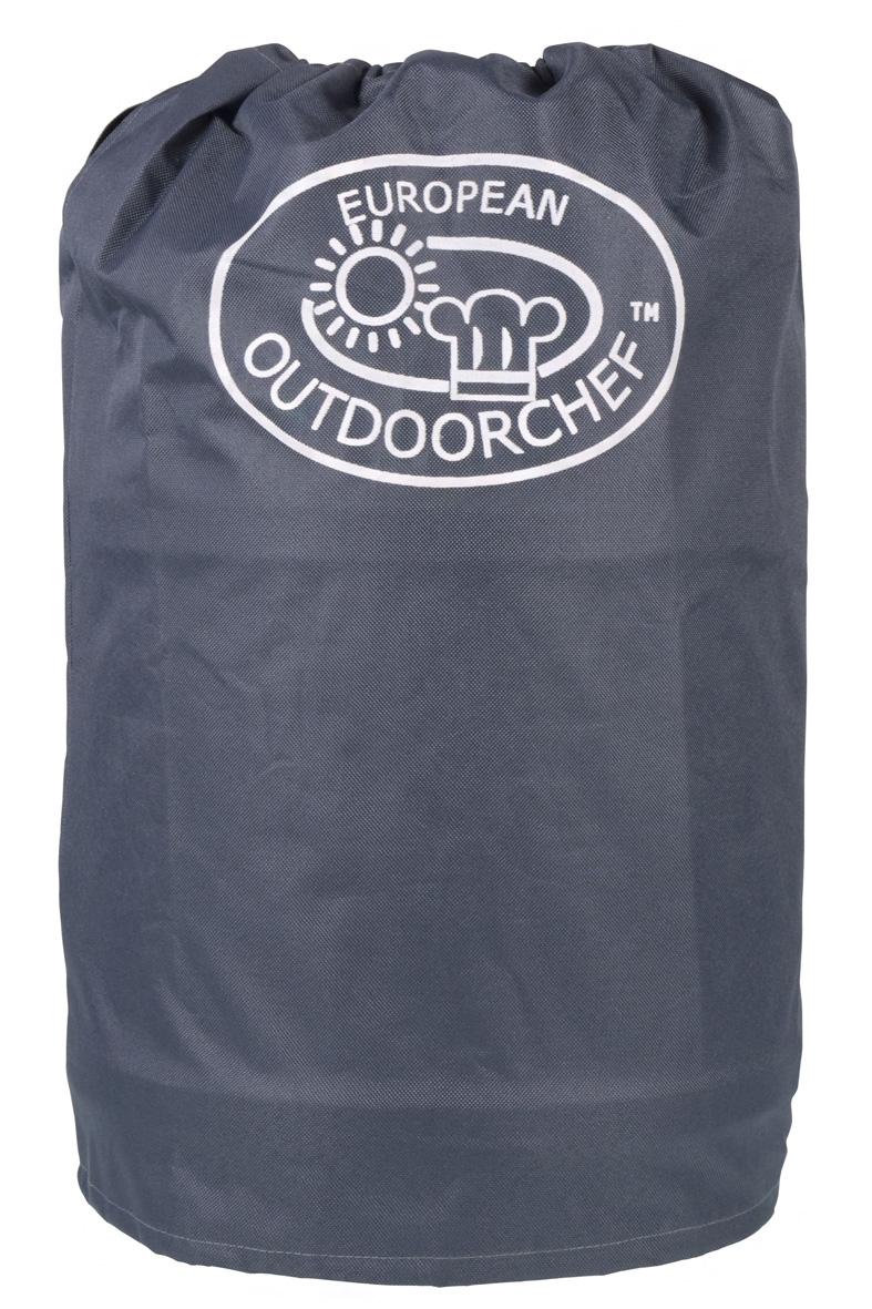 Outdoorchef copertura per bombola da 5 o 10 kg for Copertura per barbecue a gas