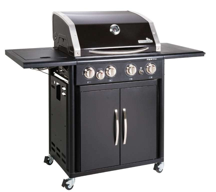 outdoorchef perth 4 g barbecuemania. Black Bedroom Furniture Sets. Home Design Ideas