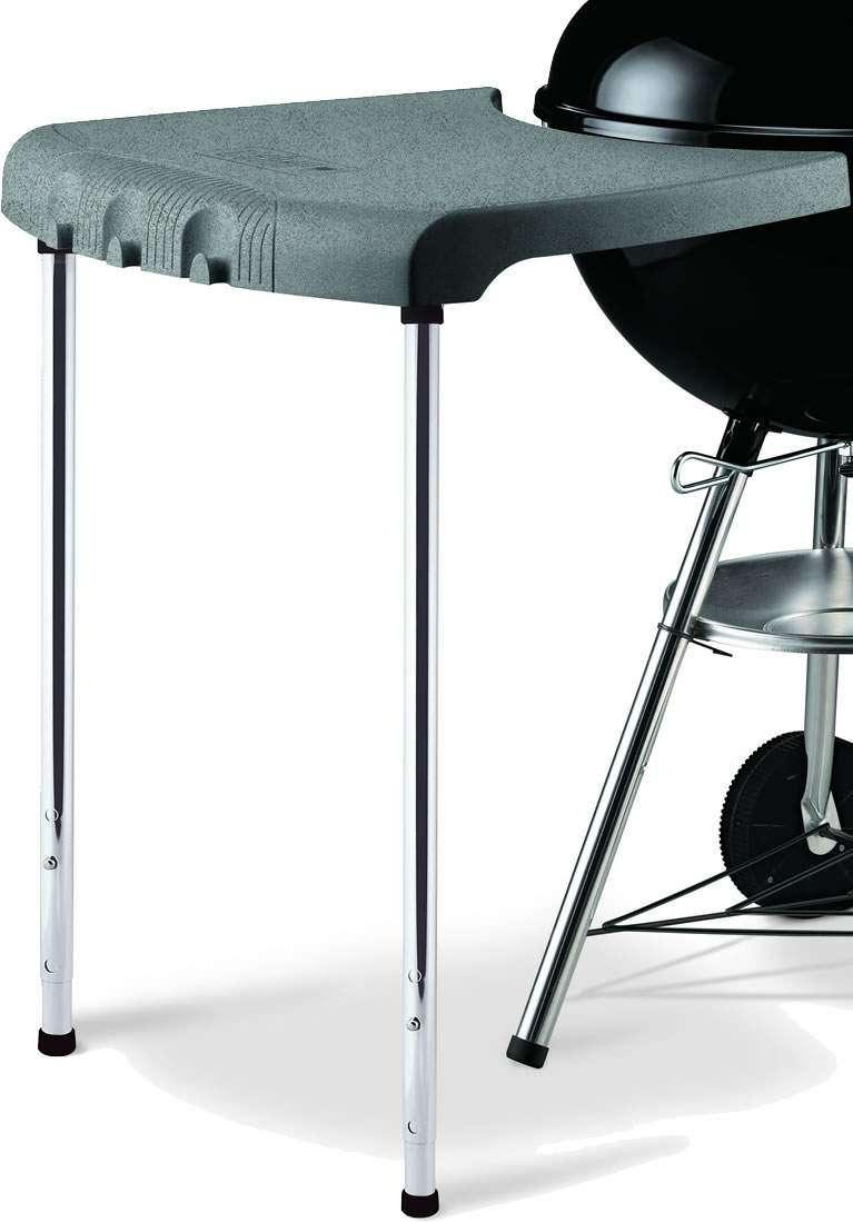 Piano di lavoro rimovibile per barbecue WEBER - € - BarbecueMania