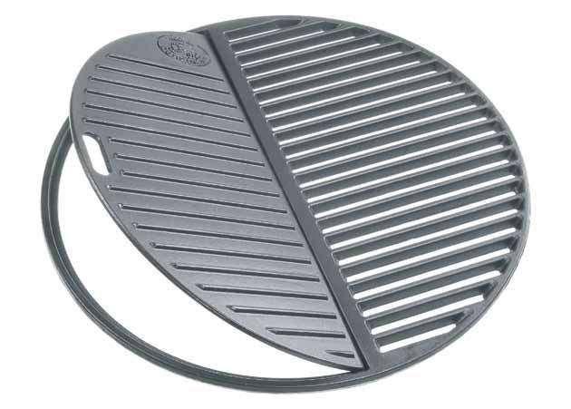 Piastra e griglia in ghisa per outdoorchef diametro 57 cm - Piastre a induzione portatili ...