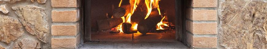 forno a legna a cottura diretta