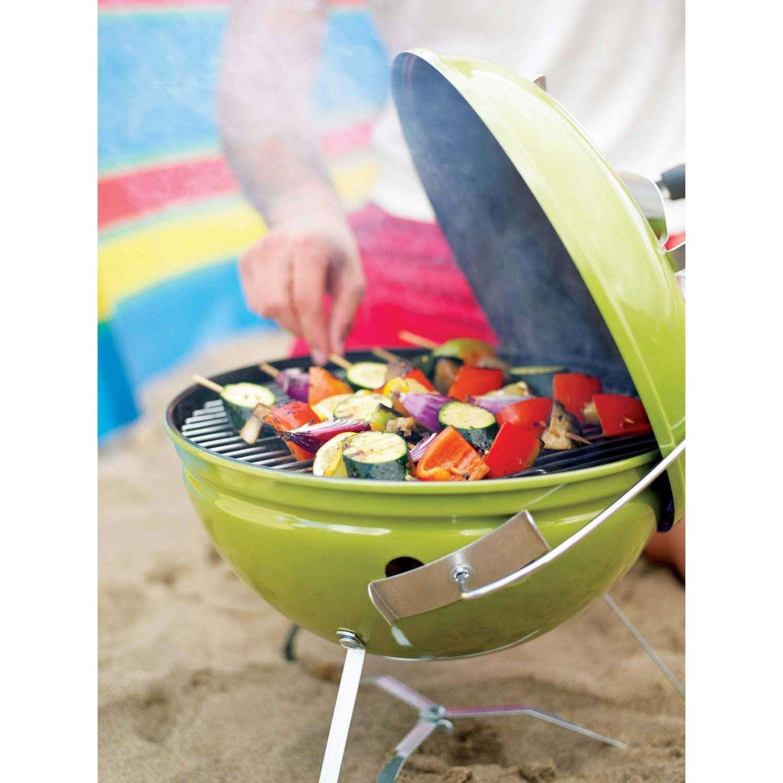 weber smokey joe premium barbecuemania. Black Bedroom Furniture Sets. Home Design Ideas