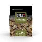 Weber Grandi pezzi di legna da affumicatura Mesquite Wood Chunks