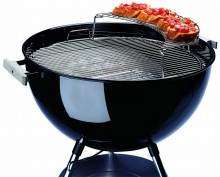 Foto Griglia di riscaldamento WEBER per barbecue a carbone
